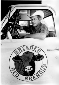 Mike Levi, owner of Paleface Ranch, Spicewood, Texas