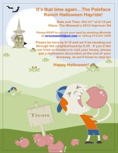 Halloween Hayride 2015